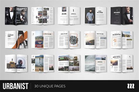 premium magazine templates  professionals