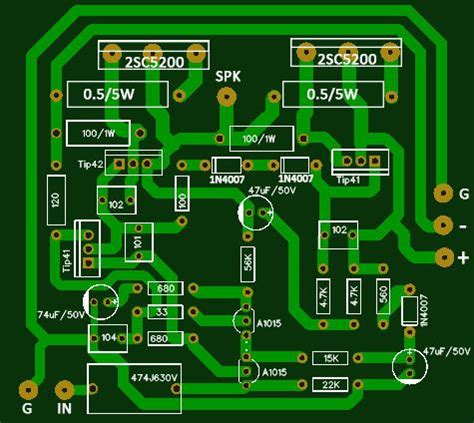 Circuit Ampcircuit Amplified Using Lified