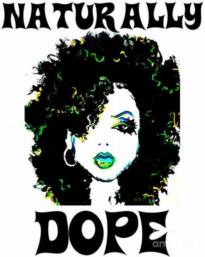 Dope Naturally Queen Afrocentric Respect Digital Nubian