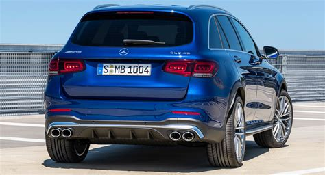 In this, we cover the pros and cons of the amg inspired glc and discuss. 2020 Mercedes-AMG GLC 43 4Matic Launches With 385 HP | Carscoops