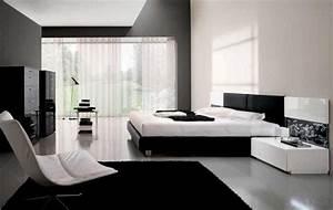 Schlafzimmer Ideen Weiß : schlafzimmer schwarz wei grau ~ Michelbontemps.com Haus und Dekorationen
