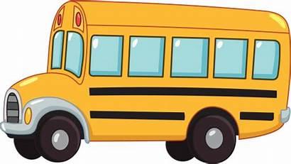 Bus Vector Cartoon Illustration Clip Illustrations Clipart