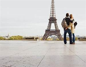 honeymoon to the major tourist destinations in western europe With honeymoon in paris france