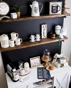 37, Diy, Home, Coffee, Bar, Ideas, For, Coffee, Addict
