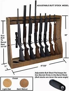 Plans for standing gun rack, rockler murphy bed