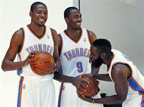 NBA High-5: Thunder's trade of James Harden puts business ...