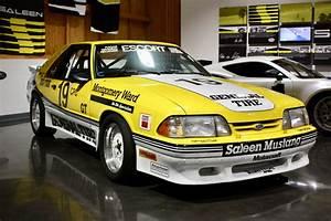 1987 Saleen-Ford Mustang Racecar On Display At America's Car Museum