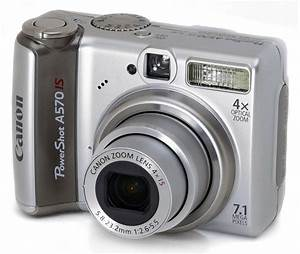 Canon Powershot A570 Is Manual  Free Download User Guide
