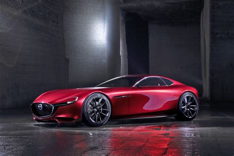 Mazda Rx Vision Concept Car by Photo Mazda Rx Vision Concept Concept Car 2016