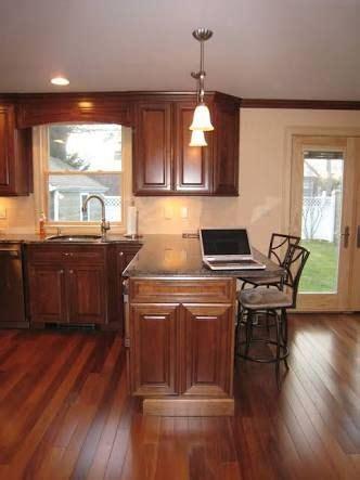 hardwood flooring in kitchens best 25 cherry ideas on 4157
