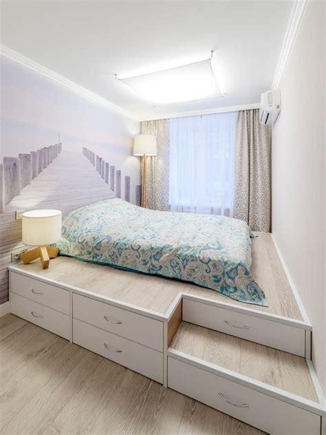 chambre estrade bien aménager une chambre avec une estrade