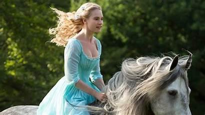 Cinderella Film Disney Wallpapers Lily Ella James