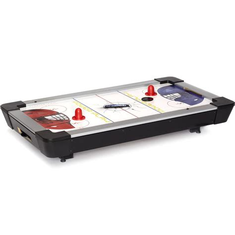 air hockey table game carrom quot power play quot air hockey table table hockey shop