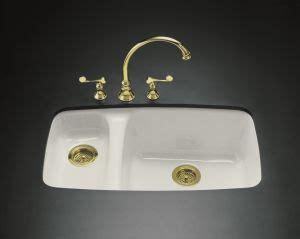 kitchen sink on kohler k 5877 4u lakefield tm undercounter kitchen sink 5877