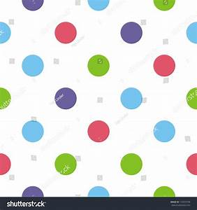 Seamless Vector Pattern Texture Background Colorful Stock ...
