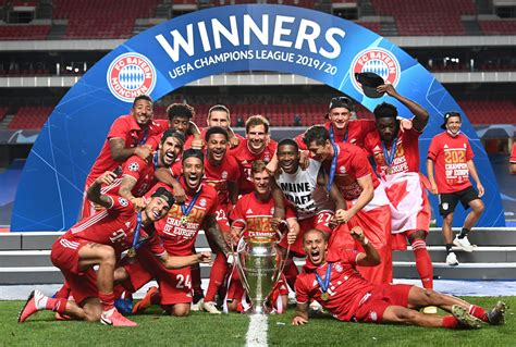 We have a massive amount of hd images that will make your. Bayern Munich beat PSG to win 6th Champions League title ...