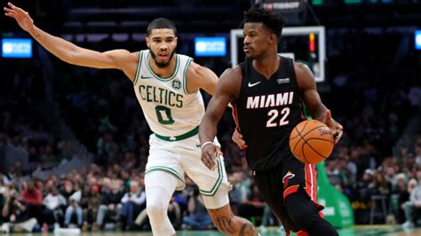 NBA Playoffs 2020: Miami Heat vs. Boston Celtics series ...