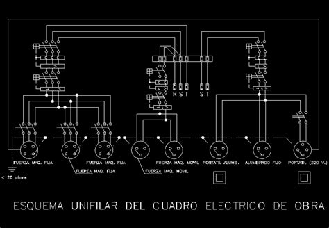 Single Line Diagram Work Dwg Block For Autocad Designs Cad