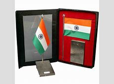 Indian Flag with National Anthem Small Flag Manufacturer