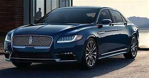 2017 Lincoln Continental: New Photos Of Production Model ...