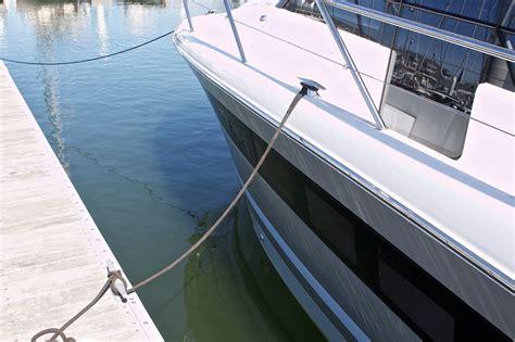 Boat Lines by Tying Up Boats Mooring Basics Boats