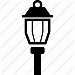 Street light lamp of vintage style - Free Tools and ...
