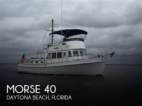 Used Boats For Sale In Sanford Florida by Morse 40 Boat For Sale In Sanford Fl For 39 900 Pop