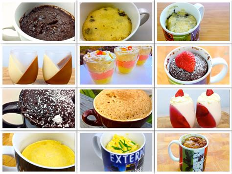 great easy recipes top 20 easy dessert mug recipes brownies chocolate cake donuts more in the microwave