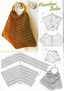 U0026quot  Mossita Bella Patrones Y Gr U00c1ficos Crochet  U0026quot   Bag  Bolsas