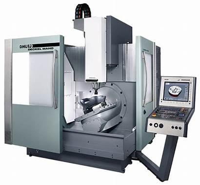 Cnc Machine Dmu Deckel Machines Transparent Currawong
