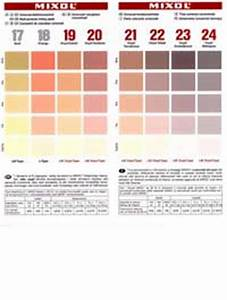 Mixol Tint Color Chart Mixol Universal Tints And Colorants Seppleaf Products
