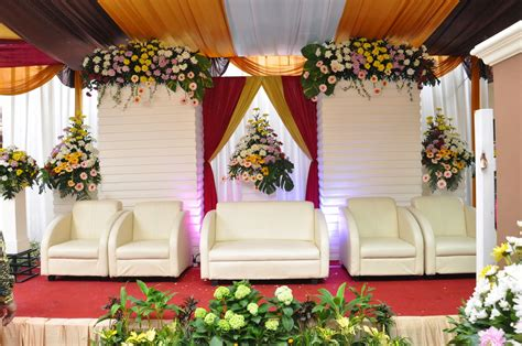 najla wedding dekorasi pelaminan