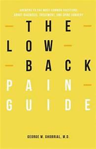 The Low Back Pain Guide   Answers To The Most Common