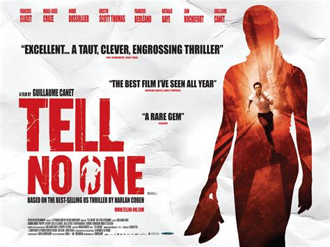 Tell No One (2006, 131 Minutes, Rated R, Subtitled) 3 Out
