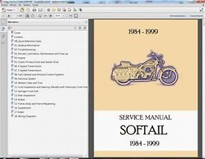Harley Davidson Softail  1984
