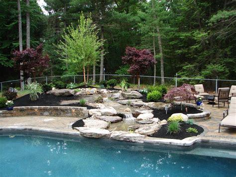 Cool Backyard by Swimming Pool Paradise Diy