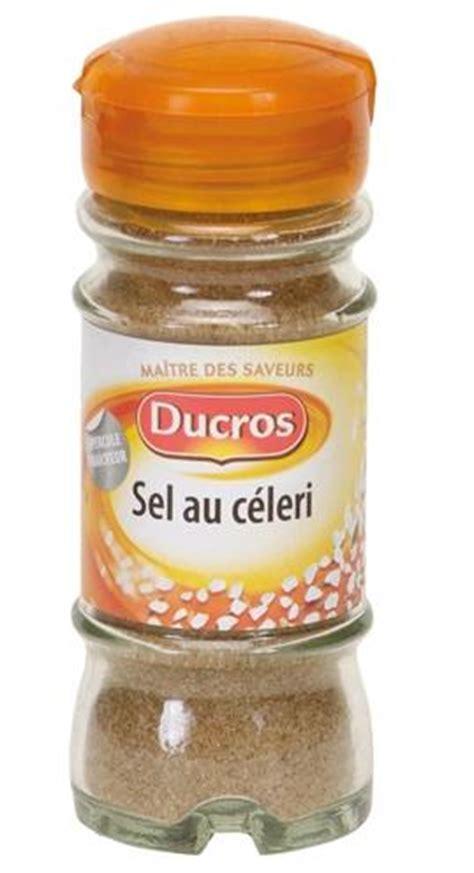 composition du sel de cuisine flacon de sel au celeri 95g