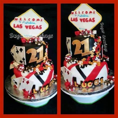 Vegas Themed Birthday Cake Cakecentral
