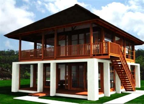 design rumah kampung moden desainrumahidcom