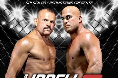 tito ortiz crushes chuck liddell    knockout