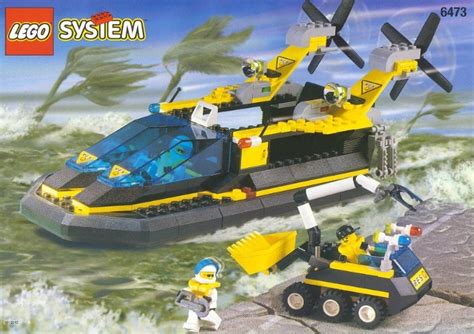 Lego Res Q Boat by Town Res Q Brickset Lego Set Guide And Database