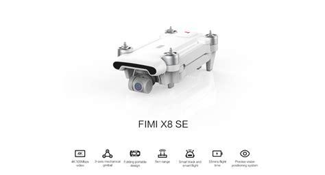 fimi  se  km fpv  axis gimbal   camera  min kmh drone xiaomi ebay