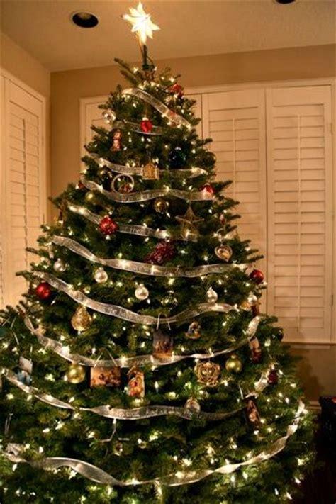 christ centered christmas tree holidays pinterest