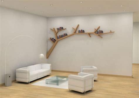 Branch Bookshelf Design by Diy Bookshelves 18 Creative Ideas And Designs