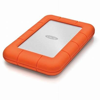 2tb Lacie Mini Hard Drive Portable Rugged