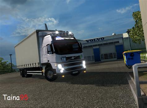 volvo fm  euro truck simulator