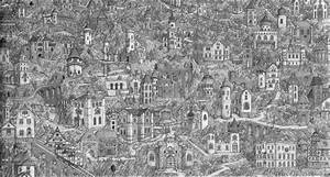 New Sprawling Ink Drawings by Olivia Kemp Explore the ...