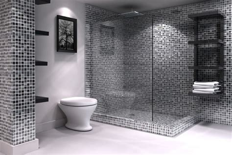 mosaic tiled bathrooms ideas amazing bathrooms with mosaic tiles home ideas