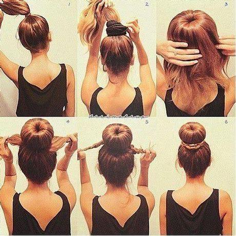Schnelle Und Einfache Frisuren Für Lange Haare