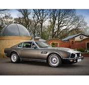 1985 Aston Martin V8 Volante Photos Informations